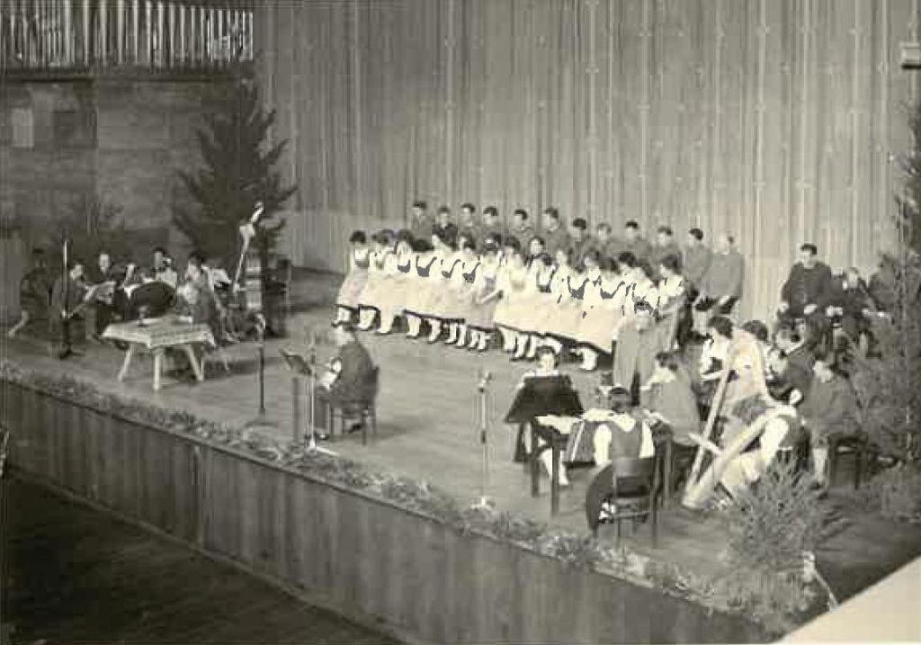 1961 AS Münchner Volksliedchor Gesamtbild