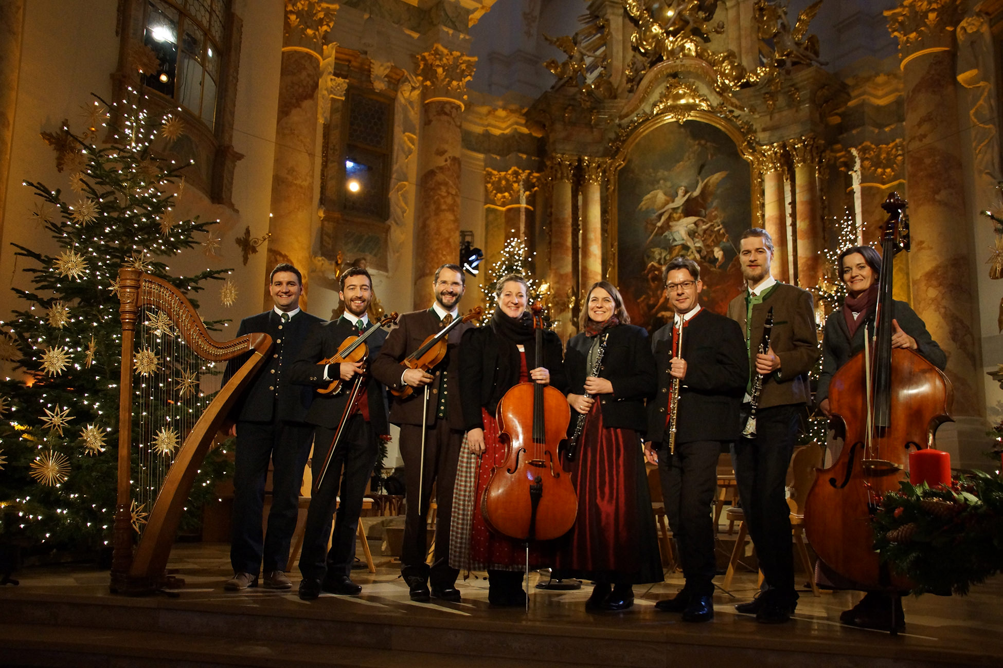 Ensemble des Münchner Advent