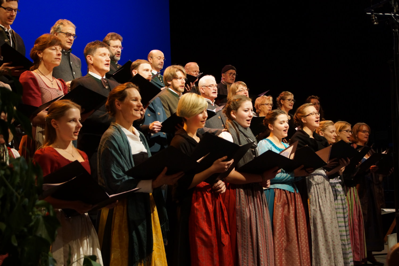 Chor des Münchner Advent