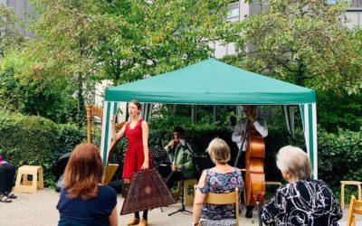 Konzert beim ASZ Bogenhausen Rosenkavalierplatz