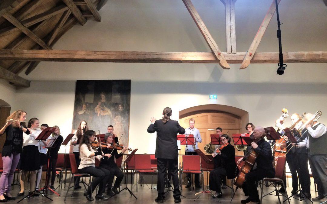 Kammermusikwoche im Kloster Scheyern vom 30.10.-05.11.2021
